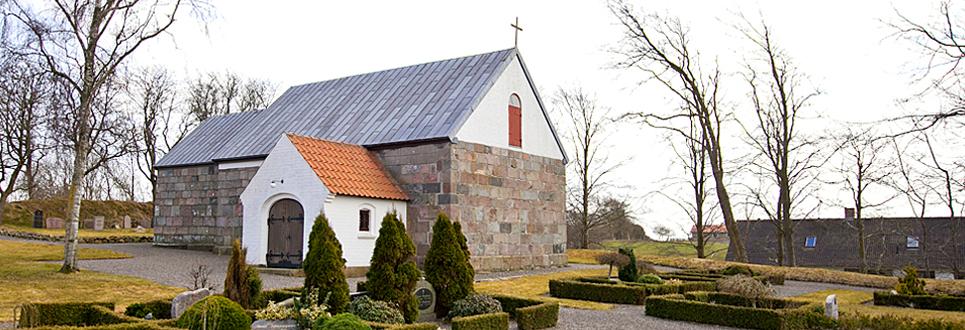 Ø. Jølby Kirke, Mors, Nordvest Jylland, Danmark