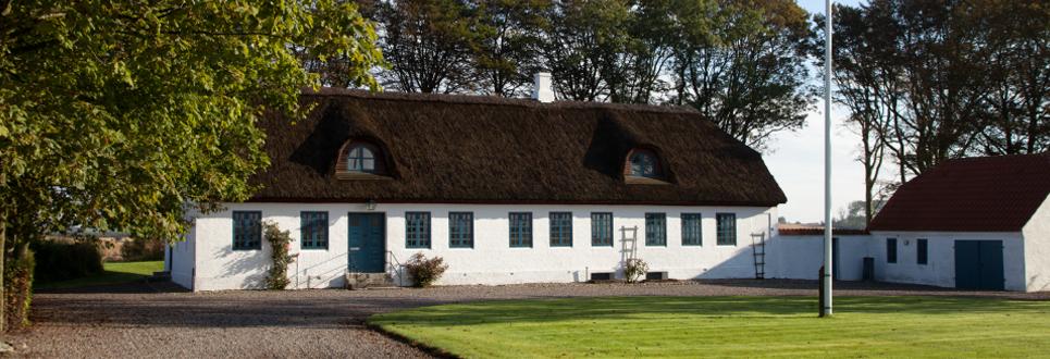 Galtrup Præstegård, Mors, Nordvest Jylland, Danmark